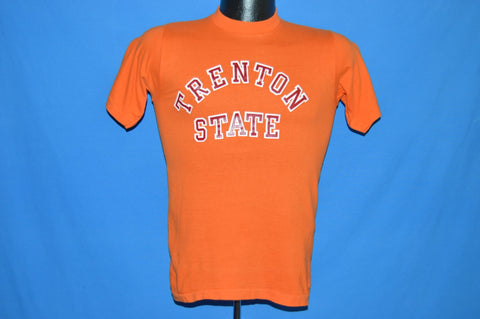 70s Trenton State College New Jersey t-shirt Extra Small