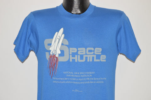 80s Space Shuttle Smithsonian t-shirt Small