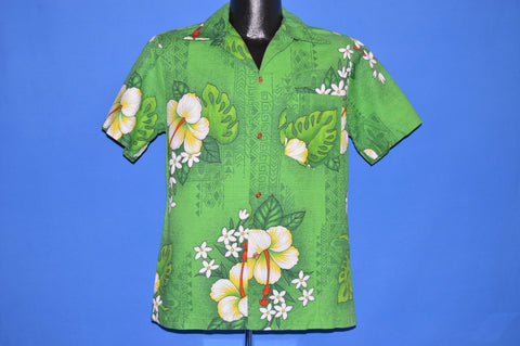 60s Royal Hawaiian Aloha shirt Medium