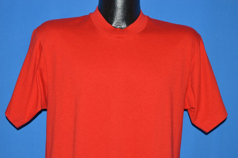 80s Red Blank Screen Stars Best t-shirt Medium