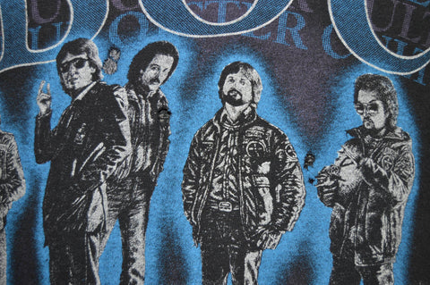 80s Blue Oyster Cult 1982 Tour Distressed t-shirt Small