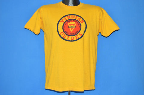 70s Y-Indians Guides YMCA Father Son t-shirt Medium
