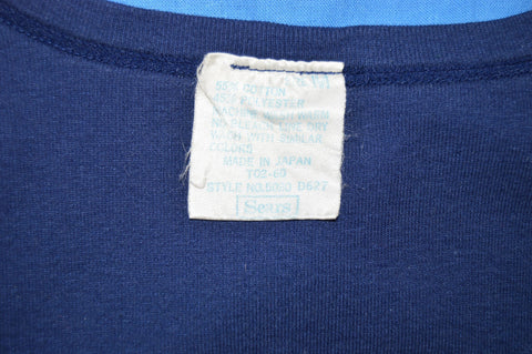 80s Blank Blue Sears Women's t-shirt Small