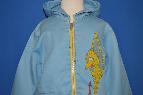80s Sesame Street Big Bird Jacket Toddler 3T