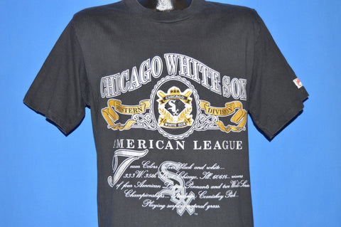 90s Chicago White Sox Western Division t-shirt Medium
