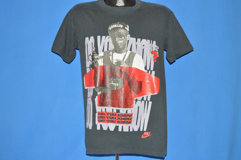 90s Nike Spike Lee Do You Know? Mars Blackmon t-shirt Small