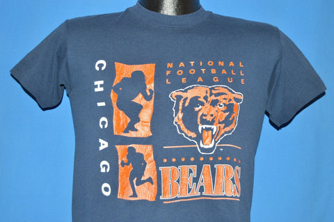 80s Chicago Bears NFL t-shirt Youth Large