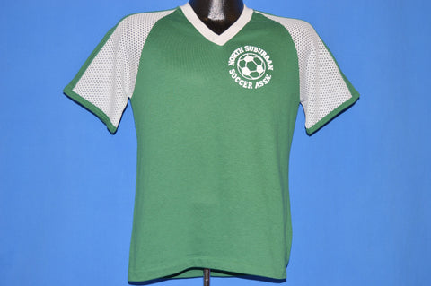 70s North Suburban Soccer Association Jersey t-shirt Small