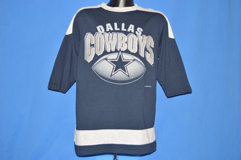 90s Dallas Cowboys Football NFL Jersey t-shirt Large