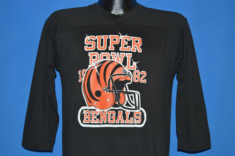 80s Cincinnati Bengals Super Bowl 1982 t-shirt Medium