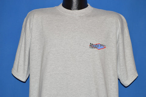 90s Rough Draft Sky Surf Extreme t-shirt Extra Large