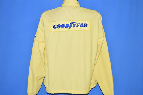70s Goodyear Tires Racing Jacket Large