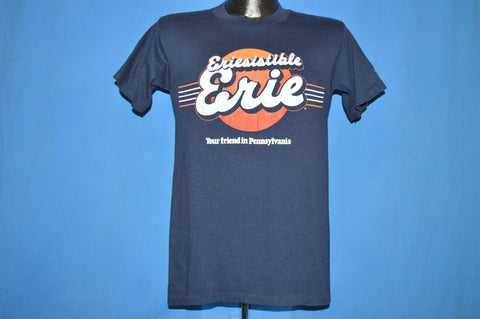 80s Eriesistible Erie Your Friend In P.A t-shirt Small