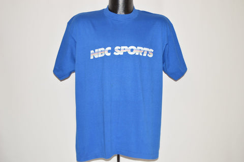 80s NBC Sports 1980 Logo t-shirt Large