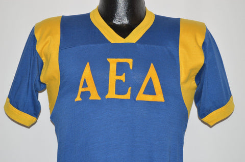 70s Alpha Epsilon Delta Jersey t-shirt Small