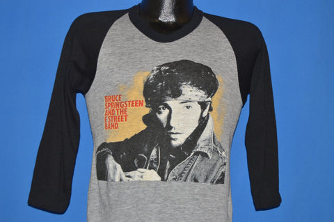 80s Bruce Springsteen Born In The USA Tour 1984 t-shirt Small