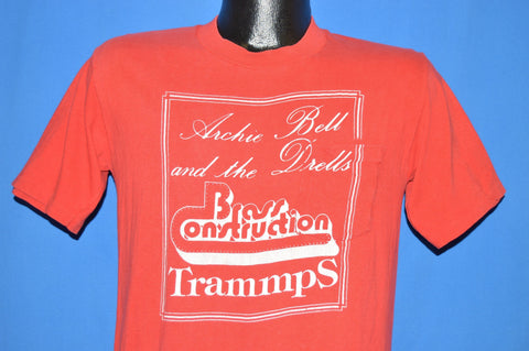 70s Archie Bell & The Drells Concert R&B Group t-shirt Medium
