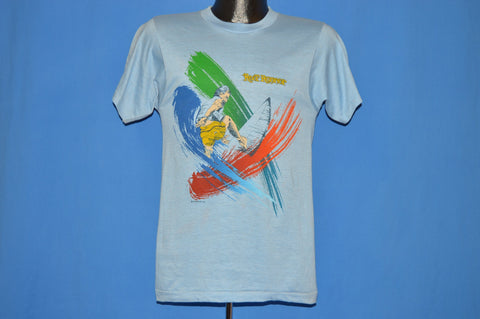 80s Reef Runner Surfer Deadstock t-shirt Small