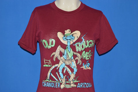90s Old Rough Neck t-shirt Extra Small