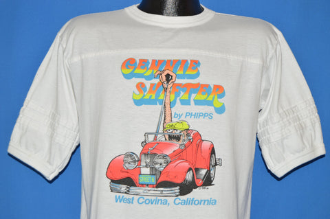 80s Gennie Shifter Hot Rod California t-shirt Large