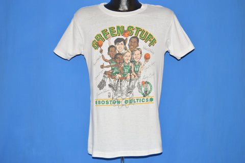 80s Boston Celtics Caricature t-shirt Small