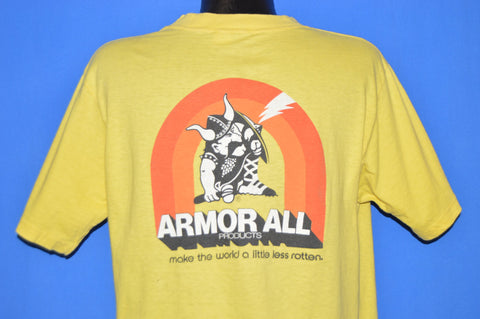 70s Armor All Products t-shirt Large