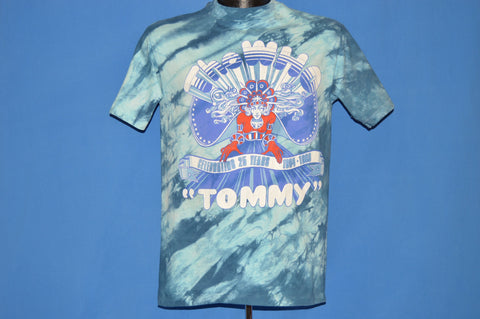 80s The Who Tommy Celebrating 25 Years t-shirt Medium