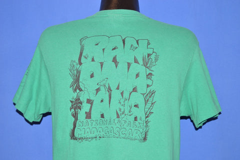 80s Leapin Leamurs Ranomafana National Park t-shirt Medium