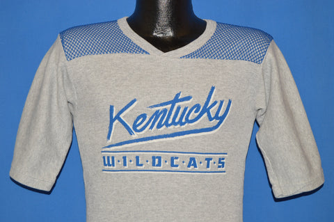 80s Kentucky Wildcats Jersey t-shirt Small