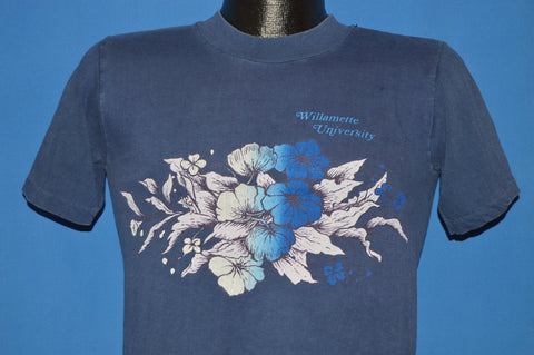 70s Williamette University t-shirt Small