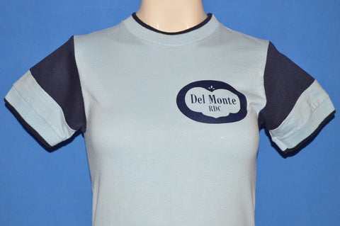 70s Del Monte RDC Blue t-shirt Extra Small