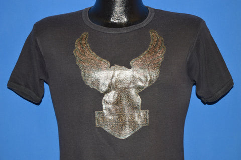 70s Harley Davidson Iron On t-shirt Small