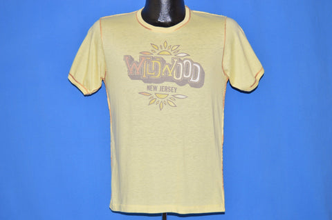 70s Wildwood New Jersey Iron On t-shirt Medium