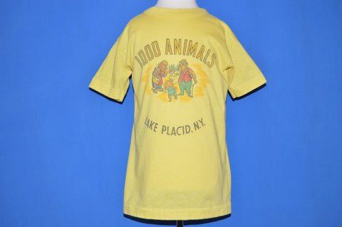 60s House Of 1000 Animals Lake Placid t-shirt Youth Small