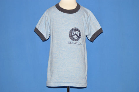 70s Federal Law Enforcement Training Center t-shirt Youth Small