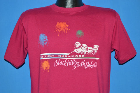 80s Mount Rushmore Black Hills South Dakota t-shirt Medium