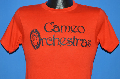 80s Cameo Orchestra Portrait t-shirt Small