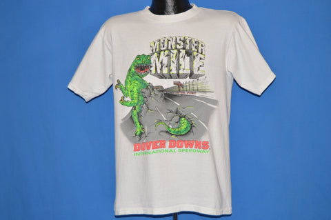 90s Monster Mile Dinosaur Speedway t-shirt Large