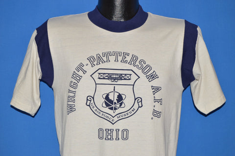 70s Wright Patterson Air Force Museum Jersey t-shirt Medium