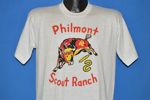50s Philmont Scout Ranch New Mexico Boy Scouts t-shirt Medium