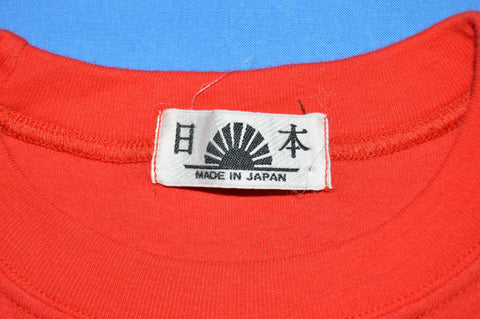 80s Chef Mari Hirata Japanese Kanji t-shirt Small