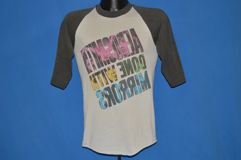 80s Aerosmith Done With Mirrors Tour 1986 t-shirt Small