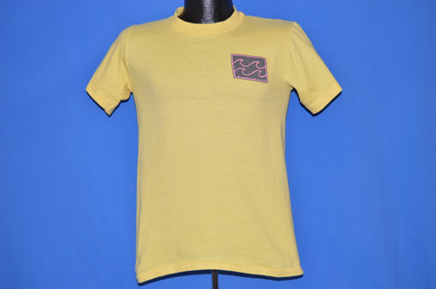 80s Billabong Surfboards Pink Neon t-shirt Small