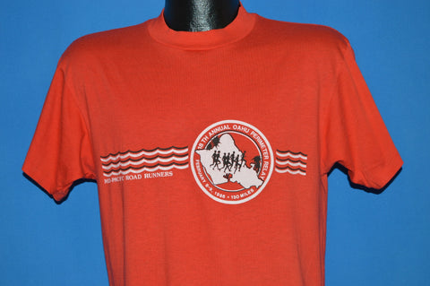 80s Mid Pacific Road Runners 1986 t-shirt Medium