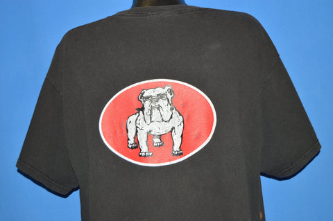 90s Victory Records Chicago Bulldog t-shirt Extra Large