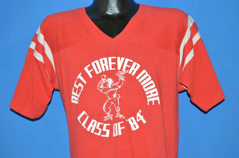 80s Best Forever More Class of 84 Colerain t-shirt Large
