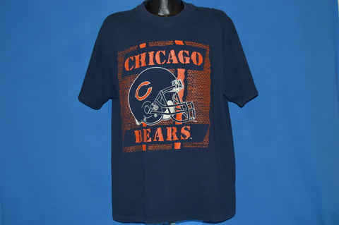 90s Chicago Bears Football t-shirt Extra Large