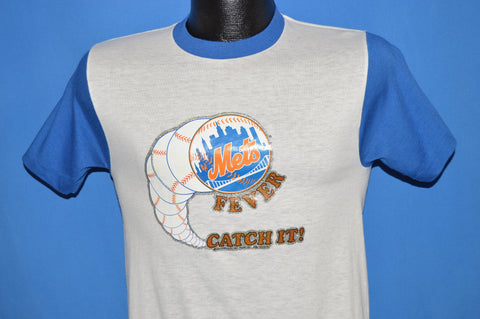 80s New York Mets Fever Glitter Iron On t-shirt Small