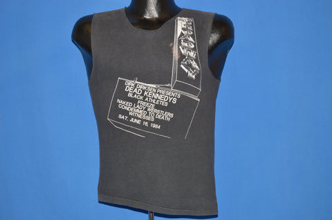 80s Dead Kennedys 1984 On Broadway t-shirt Small