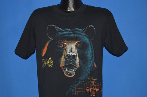 80s Black Bear New Jersey Tourist t-shirt Medium